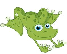Glitch clipart cute Grenouilles on: Frog The by