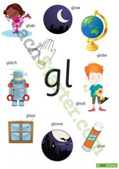 Glitch clipart cvc Blends (CVC) Resource  &