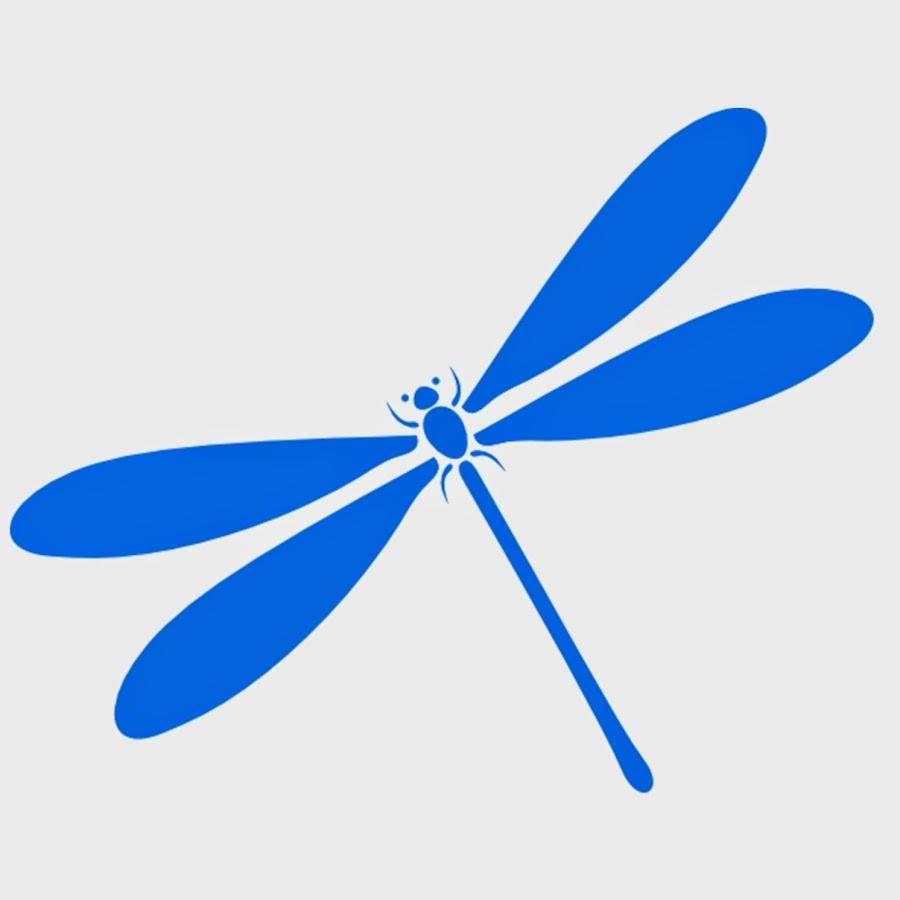 Glitch clipart dragonfly  Oliver KMIA YouTube