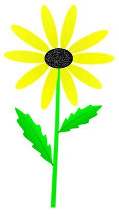 Glitch clipart flowery #13