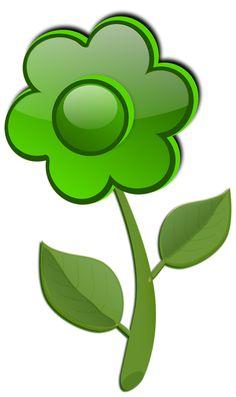 Glitch clipart flowery #7