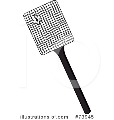Bugs clipart fly swatter Clipart by Sample (RF) Pams