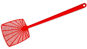Bugs clipart fly swatter Of song smaller I going