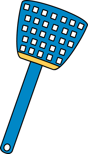 Bugs clipart fly swatter Fly Images Clip Fly Swatter