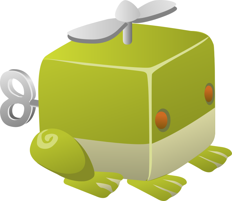 Glitch clipart frog (PNG) Clipart Cubimal IMAGE MEDIUM