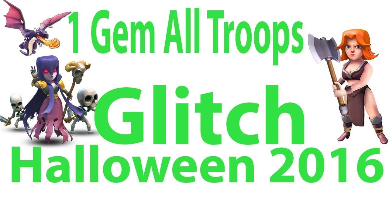 Glitch clipart halloween Update Halloween Gem 1 Train