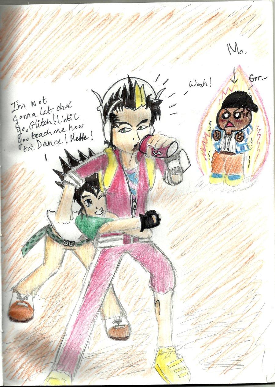 Glitch clipart hug Hugs Kenta ] 2