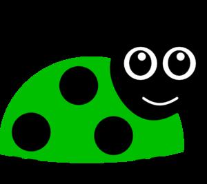Glitch clipart laddy Lady Bug Green Art Quality