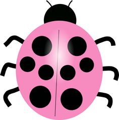 Glitch clipart ladybug Free online Art Glitter vector