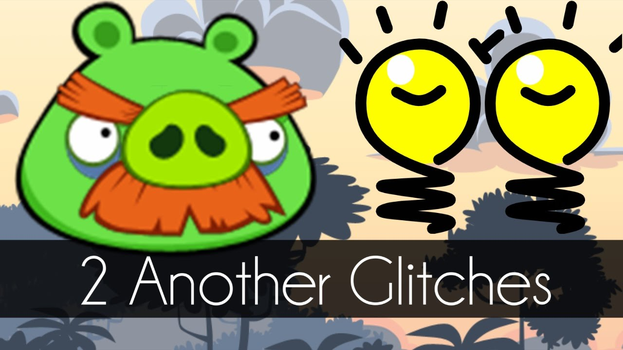 Glitch clipart lightning bug Bad ANOTHER Piggies GLITCHES/ of