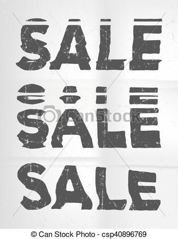 Glitch clipart logo Csp40896769 sale Sale poster announcement