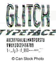 Glitch clipart logo Glitch data 921 glitch distortion