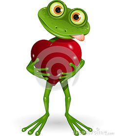 Glitch clipart love bug Frog on: jogdragoon glitch Yoga