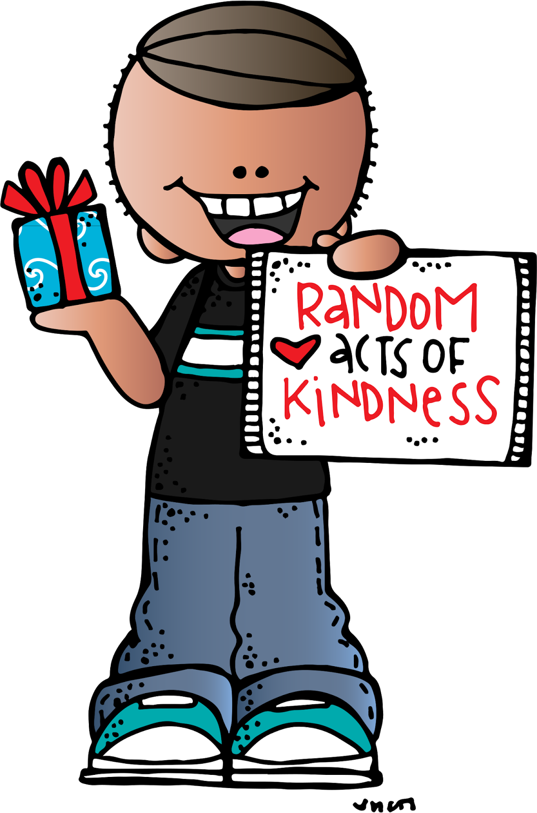 Glitch clipart melonheadz Kindness tiny a Act little