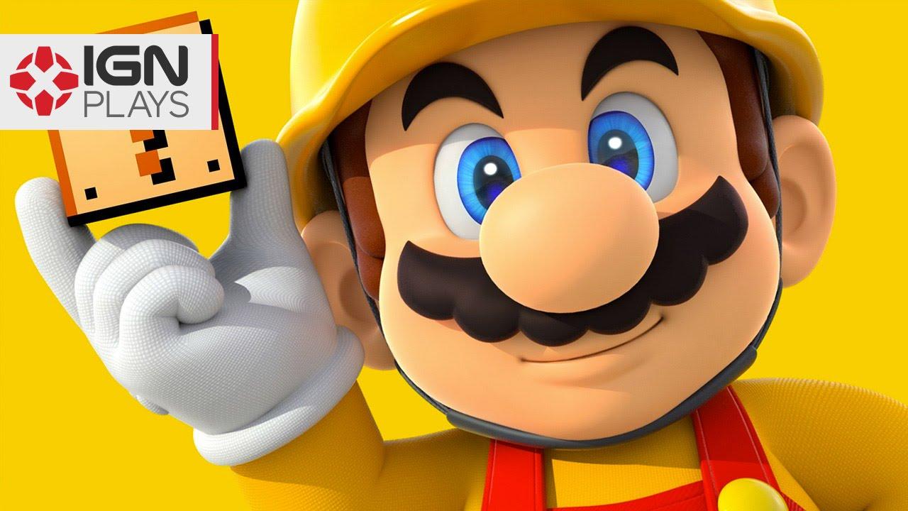 Glitch clipart orange things Crazy IGN Maker's Mario Block
