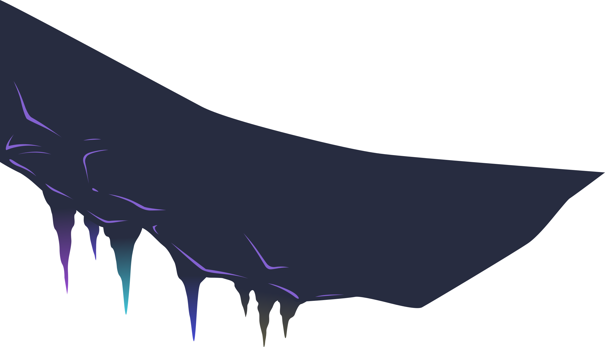 Glitch clipart purple Ilmenskie Gr Purple Cave Cave