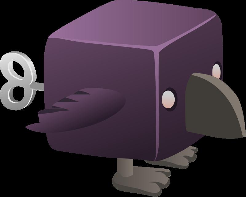 Glitch clipart purple MEDIUM Clipart IMAGE Cubimal Npc