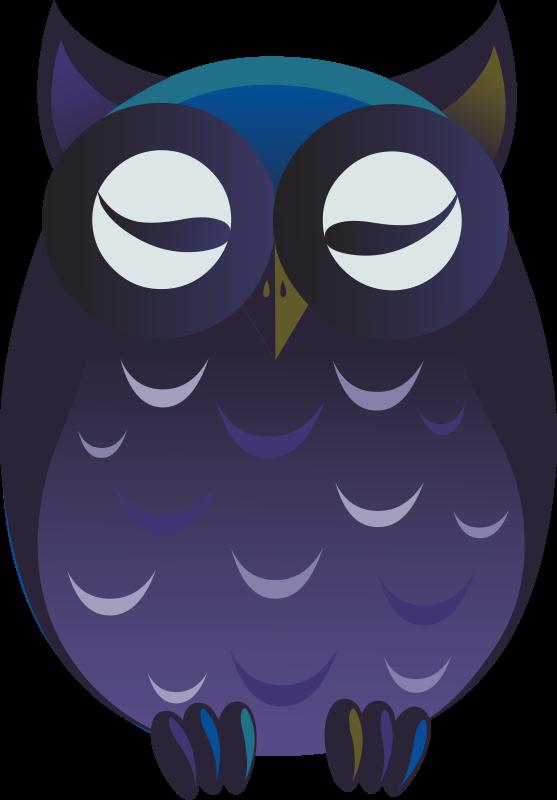 Glitch clipart purple MEDIUM Clipart IMAGE Ilmenskie Owl