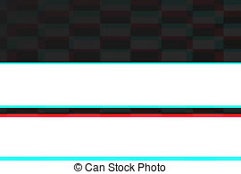Glitch clipart realistic With analog bad Search flickering