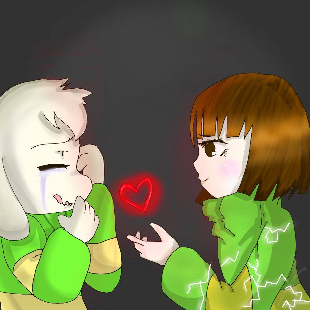 Glitch clipart scene Glitchtale in This by by