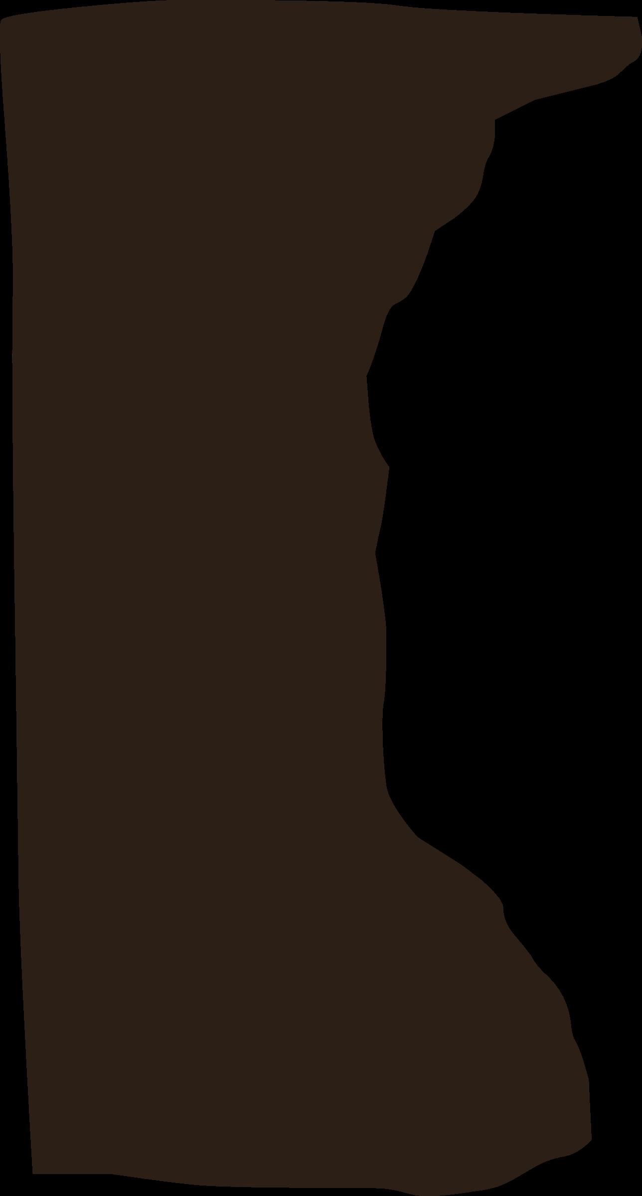 Glitch clipart silhouette (PNG) IMAGE Firebog BIG Pillar