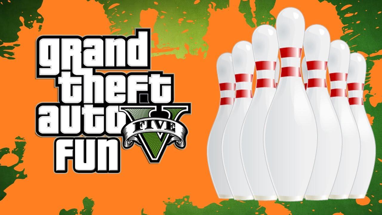 Glitch clipart silly Bowling GTA Fighting Moments: Glitch