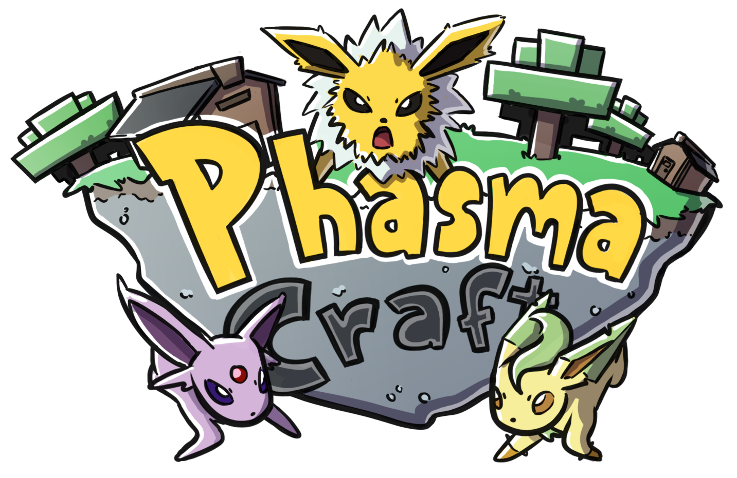 Glitch clipart squashed Purchases PhasmaCraft Support