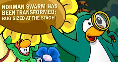 Glitch clipart swarm Swarm in Norman Saraapril 11/12/09