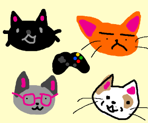 Glitch clipart sweet And Pixel GaMERCaT Pixel and