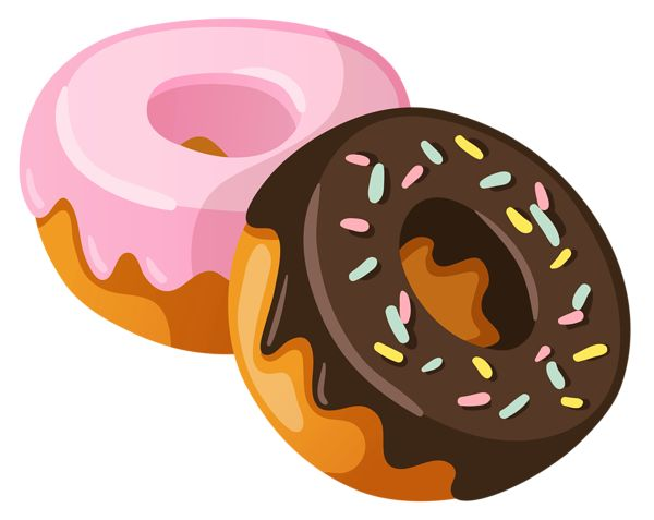 Pastry clipart sweet treat Best Donuts Pinterest Graphics Food