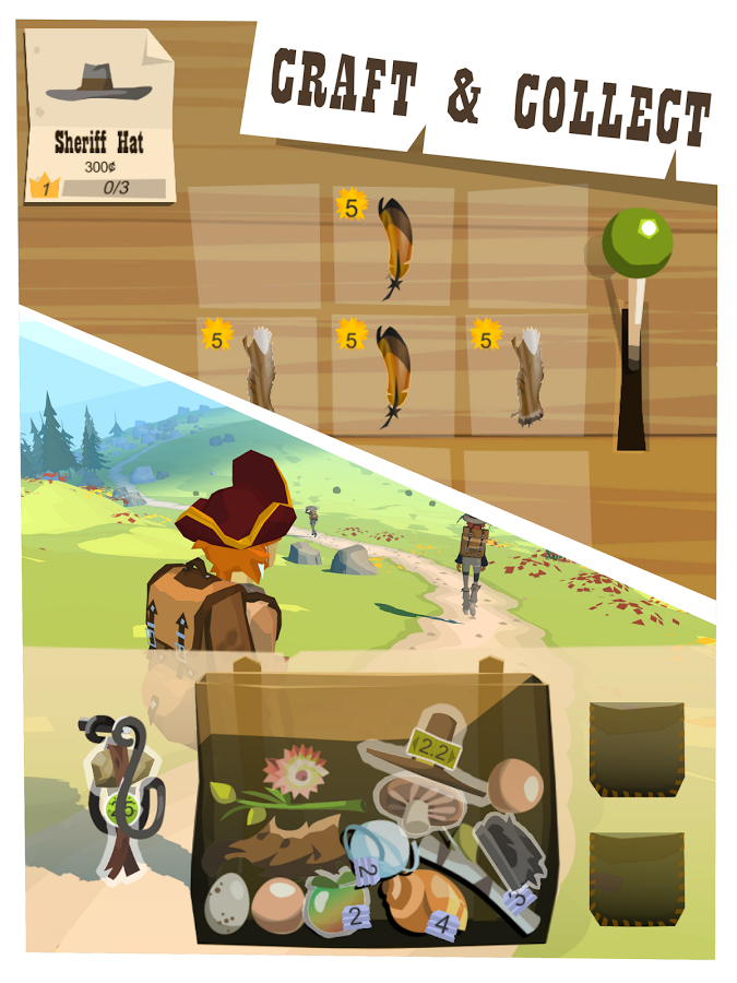 Glitch clipart trail The Trail on Google Android