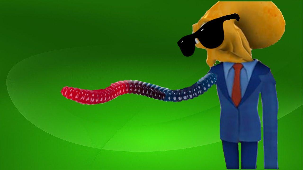 Glitch clipart worm #1