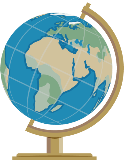 Globe clipart Art Public Globe Free Earth