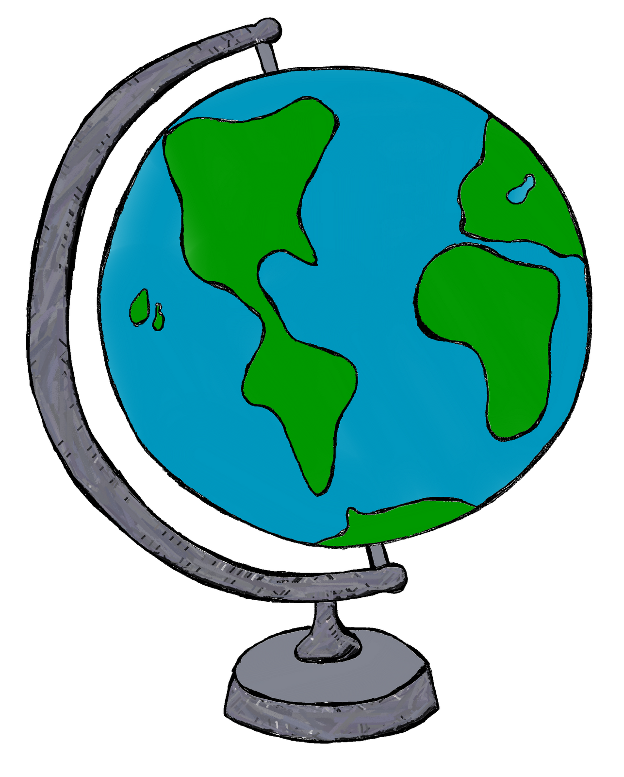 Geography clipart globe Free earth Images Clipart clipart