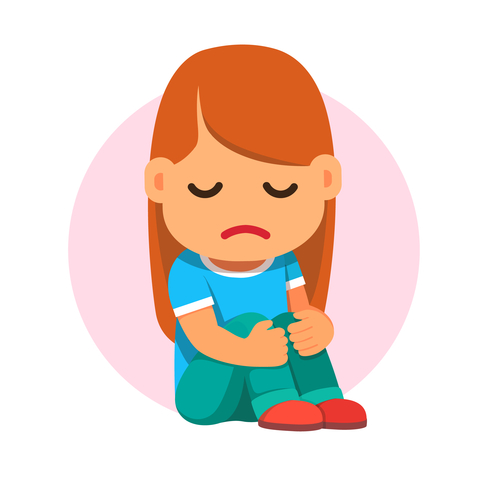 Gloomy clipart child depression Our lowness Chiro not Depression