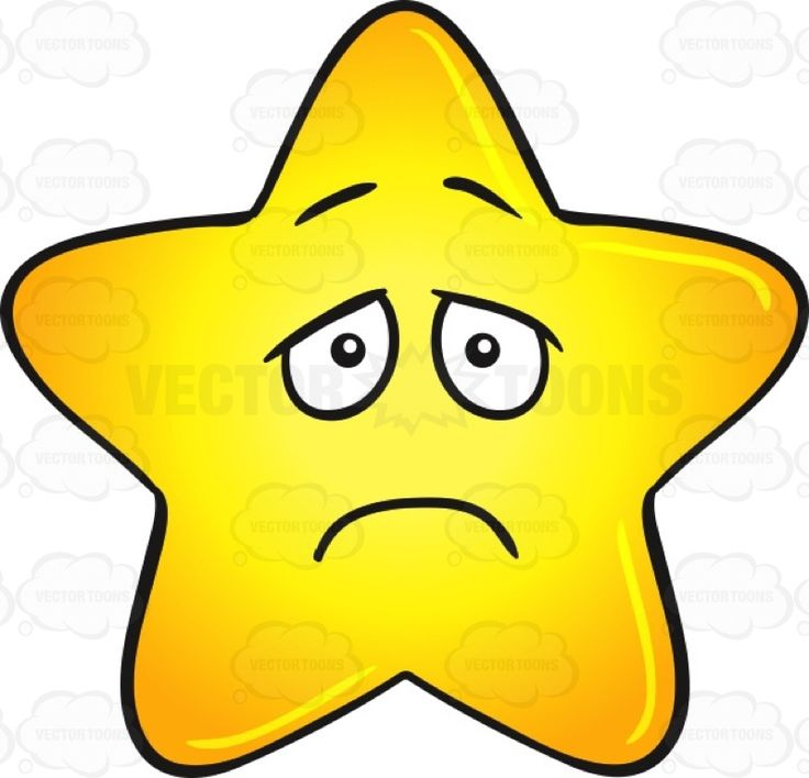 Smiley clipart gold star Face on Single 21 Gold