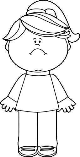 Sadness clipart upset #5