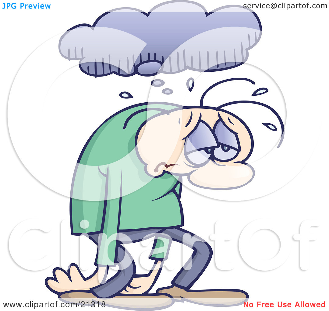 Gloomy clipart sadness Clipart Images Sadness Clipart Free
