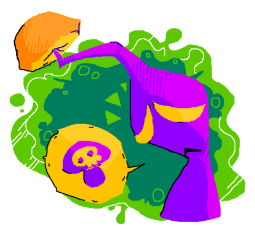 Gloomy clipart uncomfortable The from the mushroom gamecube