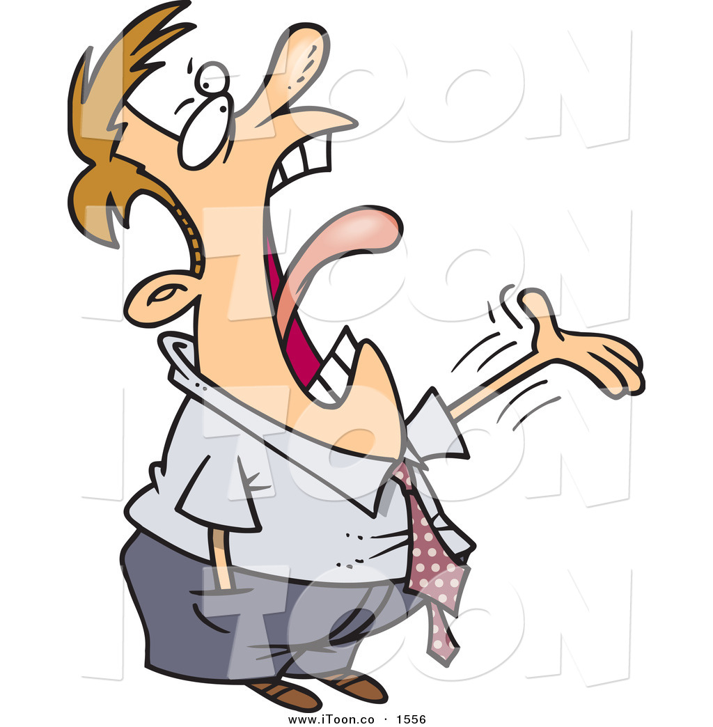 Noise clipart yelling Stock Of the  by