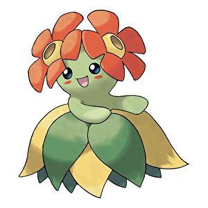 Gloomy clipart weakness Go Bellossom Stone Pokémon