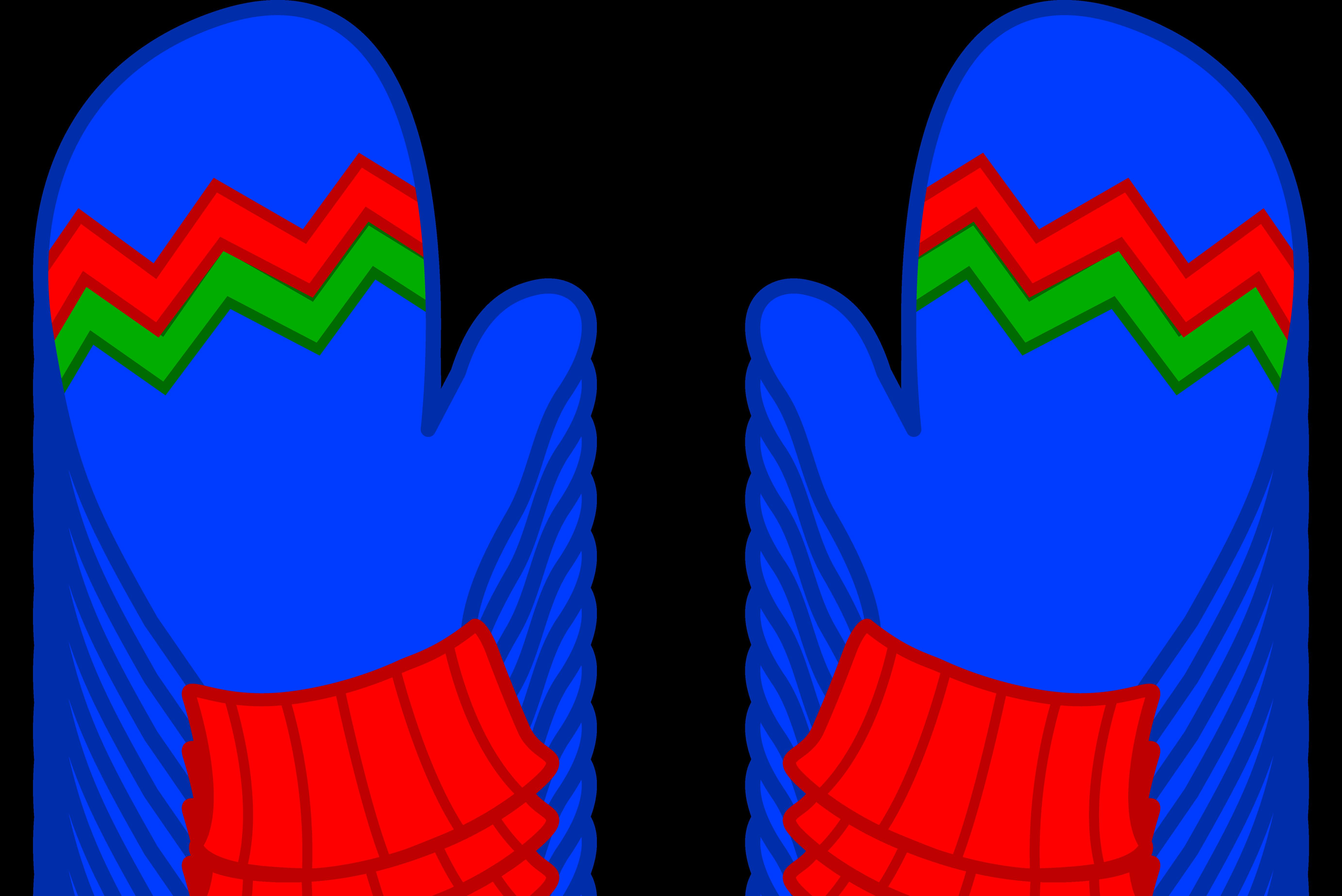 Sanya clipart mittens Clipart Clipart Panda Mitten Art