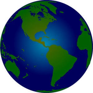 Moving clipart earth #13
