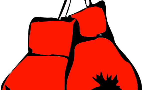Glove clipart animated Clipart Boxing Gloves Clipart Animated