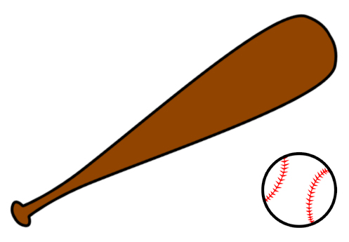 Bat clipart baseball equipment Clipart cliparts Pie cliparts Baseball
