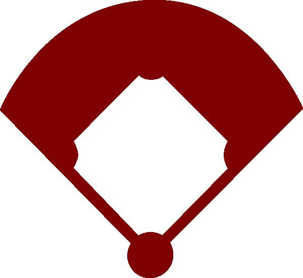 Diamond clipart softball diamond Field Clipart hitter%20clipart And White