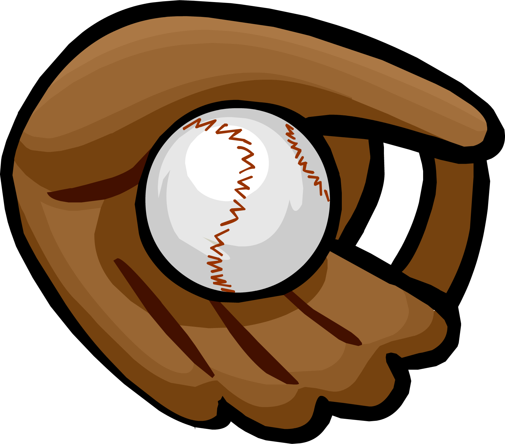 Bat clipart baseball mitt Fandom by Baseball Glove