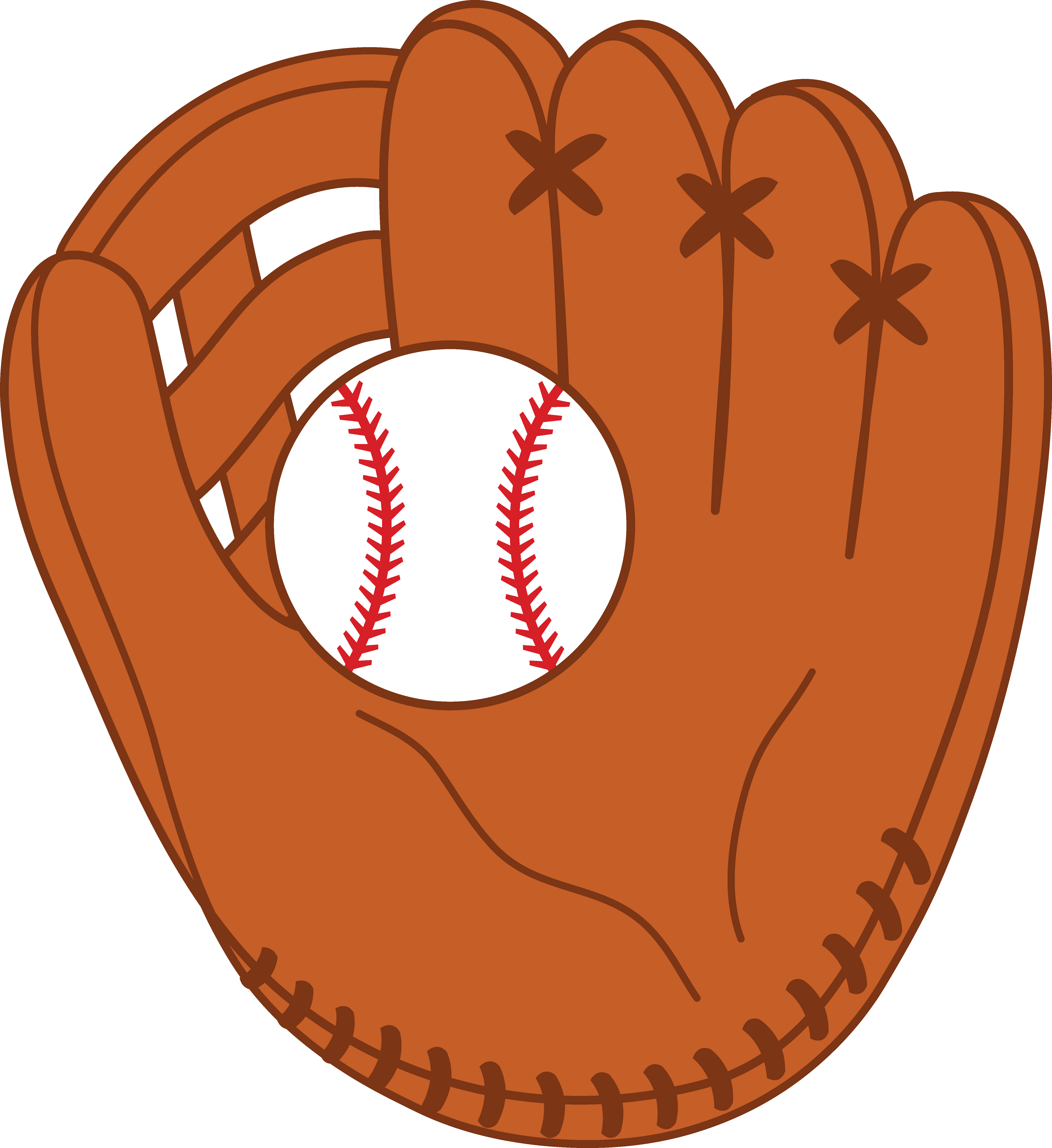 Bat clipart baseball mitt And 3 mitt glove and