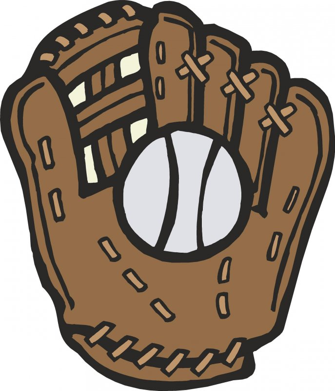 Leather clipart baseball mitt And clipartfest Baseball and clipartfest