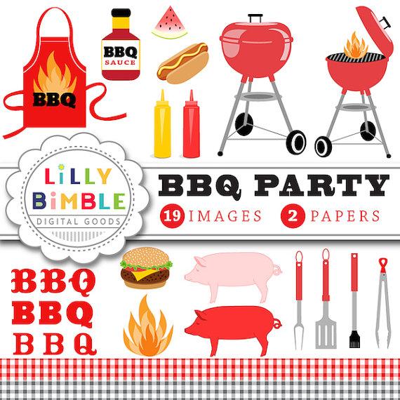 Hamburger clipart birthday bbq Gingham dog 40% clipart Barbecue